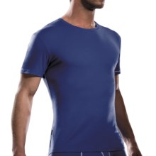 Icebreaker Anatomica Crew Shirt - Merino Wool, Short Sleeve (For Men) in Cosmic - Closeouts