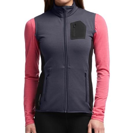 photo: Icebreaker Women's Atom Vest