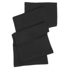 Icebreaker Boa Scarf - Merino Wool (For Men and Women) in Black - Closeouts