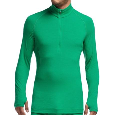 photo: Icebreaker Bodyfit 150 Long Sleeve Half Zip