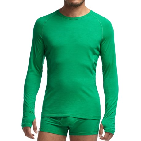 photo: Icebreaker Relay LS Crewe base layer top