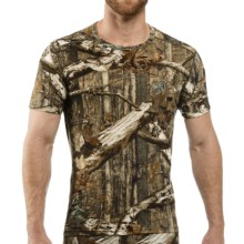 Icebreaker Bodyfit 200 IKA Mossy Oak® Base Layer Top - UPF 30+, Merino Wool, Lightweight, Short Sleeve (For Men) in Break-Up Infinity - Closeouts
