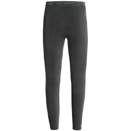 Icebreaker Bodyfit 200 Leggings - Merino Wool (For Men) in Black