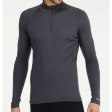 Icebreaker Bodyfit 200 Mondo Base Layer Top - Merino Wool, Lightweight, Long Sleeve (For Men) in Monsoon - Closeouts