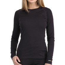Icebreaker Bodyfit 200 Oasis Base Layer Top - Merino Wool, Lightweight, Long Sleeve (For Women) in Cognac - Closeouts