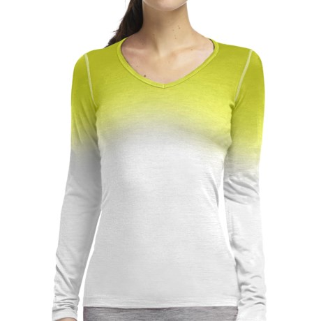 photo: Icebreaker BodyFit 200 Oasis Printed base layer top