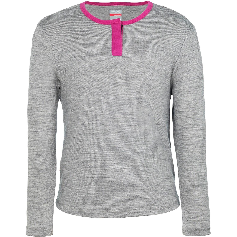 Icebreaker bodyfit 260 amity shirt merino wool upf 30 for Merino wool shirt long sleeve