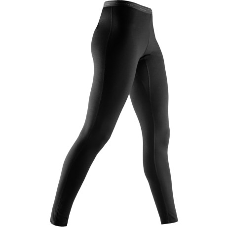 Icebreaker Bodyfit 260 Base Layer Leggings - UPF 50+, Merino Wool (For Women) in Black