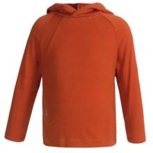 Icebreaker Bodyfit 260 Explorer Hoodie - Merino Wool, Lightweight, UPF 39+ (For Kids) in Seville - Closeouts