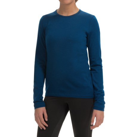 Icebreaker BodyFit 260 Tech Base Layer Top UPF 30+, Merino Wool, Long Sleeve (For Women)