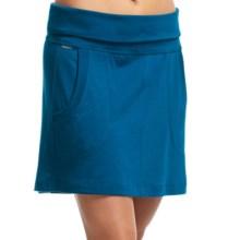 Icebreaker Breeze Skirt - UPF 30+, Merino Wool (For Women) in Isle - Closeouts