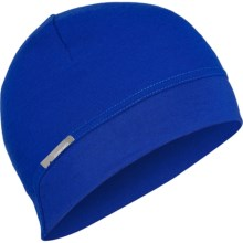 Icebreaker Camper Beanie Hat - Merino Wool (For Kids and Youth) in Cobalt - Closeouts