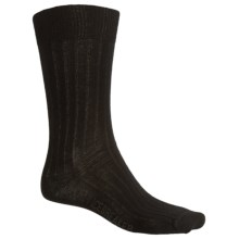 Icebreaker City Ultralite Trojan Socks - 2-Pack, Merino Wool, Crew (For Men) in Black - 2nds