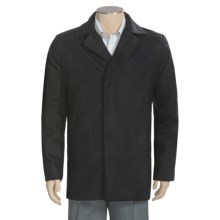 Icebreaker Coastal 380 Mayfair Jacket - Merino Wool (For Men) in Black - Closeouts