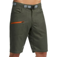 Icebreaker Compass Shorts - Merino Wool (For Men) in Cargo/Spark - Closeouts