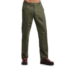 Icebreaker Field Pants - UPF 50+, Merino Wool (For Men) in Cedar - Closeouts