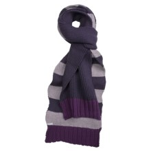 Icebreaker Frost Scarf - Merino Wool (For Men and Women) in Divine/Silk - Closeouts