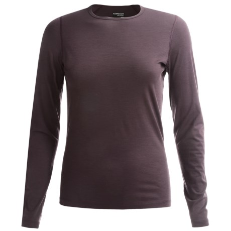Icebreaker GT 200 Run Quest T-Shirt - Merino Wool, Long Sleeve (For Women) in Vintage