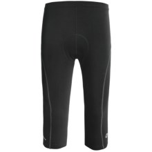 Icebreaker GT Bike Cadence 3/4 Cycling Pants - Merino Wool (For Men) in Black - Closeouts