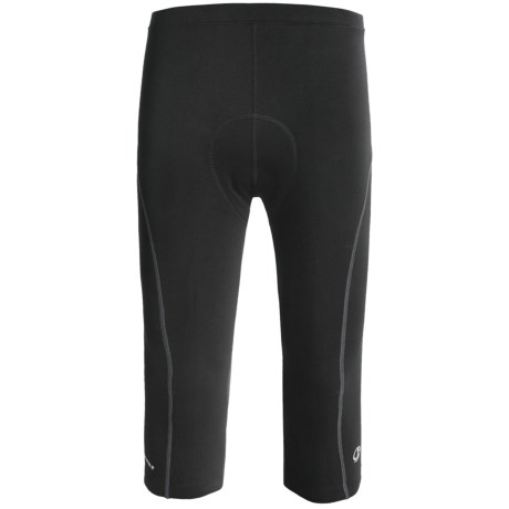 Icebreaker GT Bike Cadence 3/4 Cycling Pants - Merino Wool (For Men) in Black