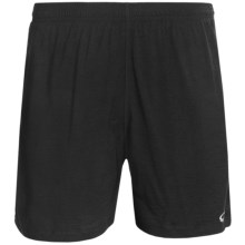 Icebreaker GT Run Distance Shorts - Merino Wool, Built-In Brief (For Men) in Black - Closeouts