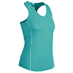 Icebreaker GT Run Rush Tank Top - Merino Wool (For Women) in Tropic