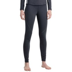 Icebreaker GT200 Pace Leggings (For Women) in Panther
