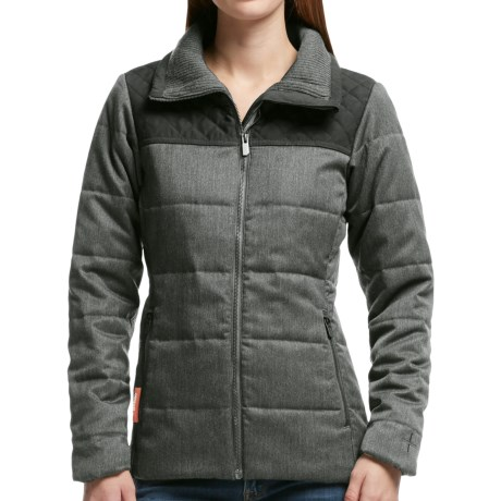 Icebreaker Helena Jacket - Merino Wool, Insulated (For Women)