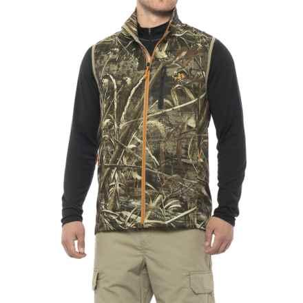 Icebreaker Ika Realtree® Vest - Merino Wool (For Men) in Realtree Max-5/Desert - Closeouts