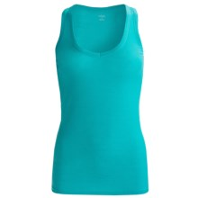 Icebreaker INT150 Siren Tank Top - Merino Wool, Racerback (For Women) in Tropic - Closeouts