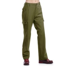 Icebreaker Laurel Pants - UPF 50+, Merino Wool, Slim Fit (For Women) in Cedar - Closeouts