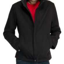 Icebreaker Legacy Jacket - Merino Wool (For Men) in Black - Closeouts