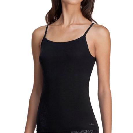 Icebreaker Nature 150 Siren Cami Top - Merino Wool (For Women) in Black