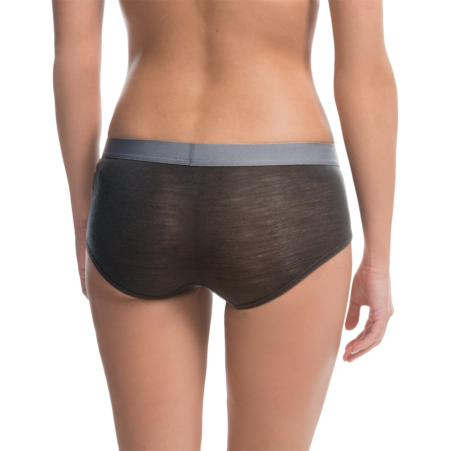 Silky soft and lightweight, our women's underwear is the perfect addition to your workout wardrobe. Merino wool's natural fiber temperature control properties and moisture wicking abilities make it the perfect material for camis, sports bras and underwear.