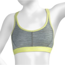 Icebreaker Nature 150 Sprite Sports Bra - Merino Wool, Racerback (For Women) in Metro - Closeouts