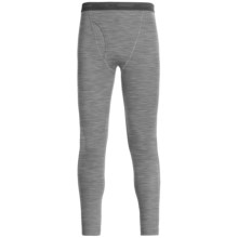 Icebreaker Oasis Base Layer Leggings - Merino Wool (For Men) in Twister - Closeouts