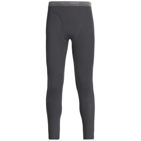 Icebreaker Oasis Base Layer Leggings - Merino Wool, Lightweight (For Men) in Twister