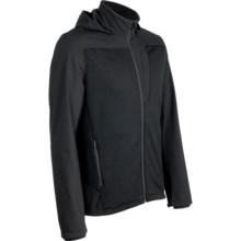 Icebreaker RealFleece 260 Sierra Plus Jacket - Hooded, Merino Wool (For Men) in Black - Closeouts