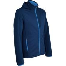 Icebreaker RealFleece 260 Sierra Plus Jacket - Hooded, Merino Wool (For Men) in Largo - Closeouts