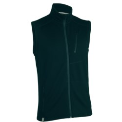Icebreaker Realfleece 260 Sierra Vest - Merino Wool, Sleeveless (For Men) in Nova