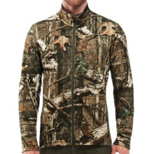 Icebreaker RealFleece Legend Camo Jacket - Merino Wool, UPF 30+ (For Men) in Mossy Oak Camo - Closeouts