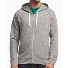 Icebreaker Rover Hoodie - Merino Wool, UPF 20 (For Men) in Metro Heather - Closeouts