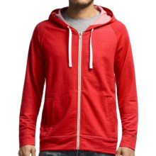 Icebreaker Rover Hoodie - Merino Wool, UPF 20 (For Men) in Rocket - Closeouts