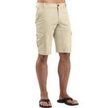 Icebreaker Rover Shorts - UPF 50+ (For Men) in Straw - Closeouts