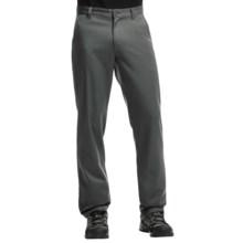 Icebreaker Seeker Pants - Merino Wool, UPF 50+ (For Men) in Carbon - Closeouts