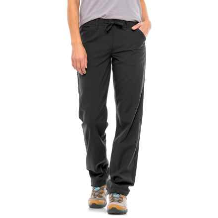 Icebreaker Shasta Pants - Merino Wool (For Women) in 001 Black - Closeouts