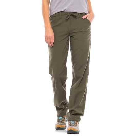 Icebreaker Shasta Pants - Merino Wool (For Women) in 301 Kona - Closeouts