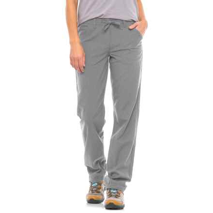 Icebreaker Shasta Pants - Merino Wool (For Women) in 401 Fathom Heather - Closeouts