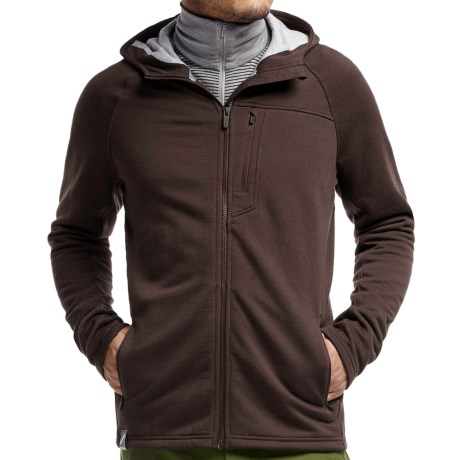 Icebreaker Sierra Plus Long Sleeve Hood