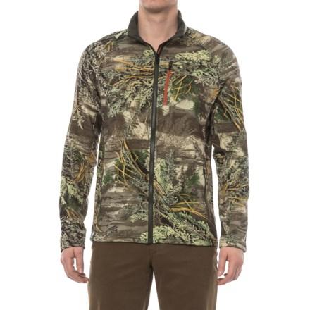 85cf5d28 Icebreaker Sierra Realtree® Full-Zip Shirt - Merino Wool, Long Sleeve (For